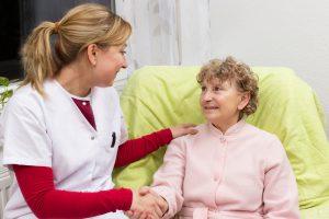 Gute Pflege braucht Zeit
