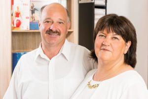 Eheleute Hofmeister aus Mönchengladbach