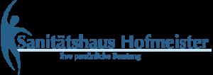 Sanitätshaus Hofmeister Logo